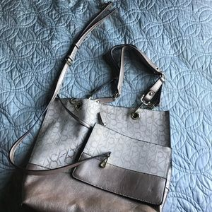 Calvin Klein Bag & Cosmetics Bag